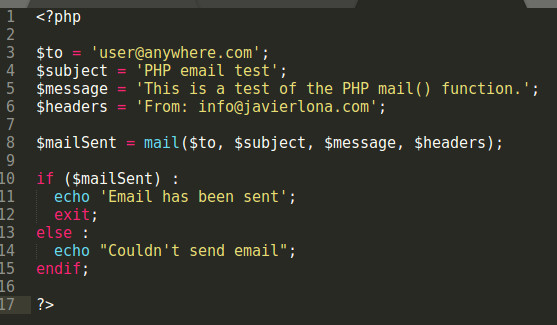 mail-function