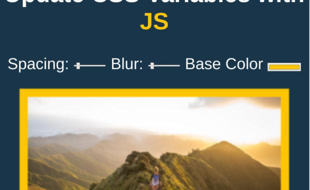 CSS Variables JS